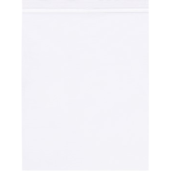 "W.B. Mason Co. Reclosable Polypropylene Bags 2 Mil, 7"" x 10"", Clear, 1000/CS"