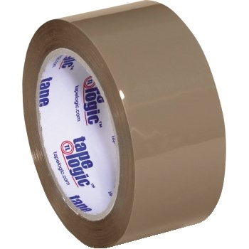 "Tape Logic® Acrylic Tape, 2.6 Mil, 2"" x 55 yds., Tan, 36/CS"