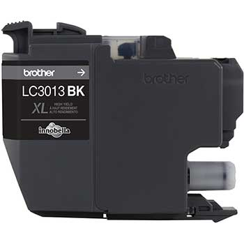 LC3013BK Ink, High-Yield, Black, Yield Approx. 400 Pages