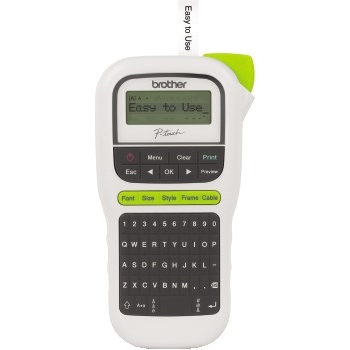 Brother P-Touch® PT-H110 Easy, Portable Label Maker