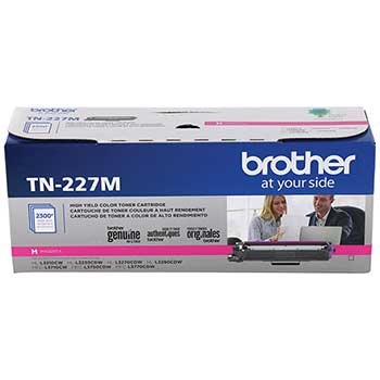 High-yield Toner, Magenta, Yields approx. 2,300 pages