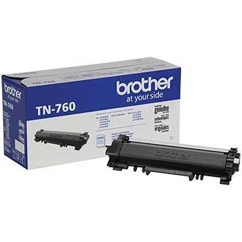 TN760 High-Yield Toner, Black
