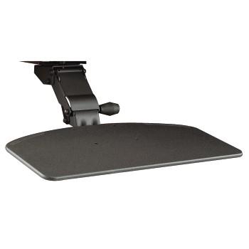 "Bush Business Furniture Articulating Keyboard Tray Accessory, 24 5/8"" w x 19 1/2"" d, Galaxy"