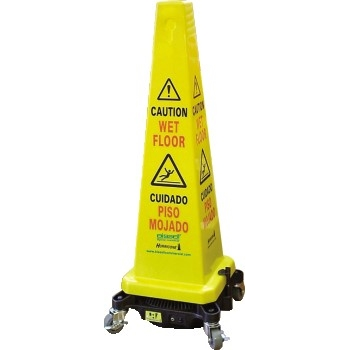 "Bissell® BigGreen Commercial Hurricone 36"" Safety Cone"