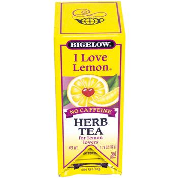 Tea Bags, I Love Lemon®, 28/BX