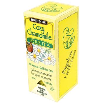 Tea Bags, Cozy Chamomile®, 28/BX
