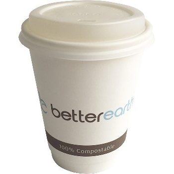 Better Earth™ Compostable Double Wall Hot Cup, 12 oz. , 500/CS
