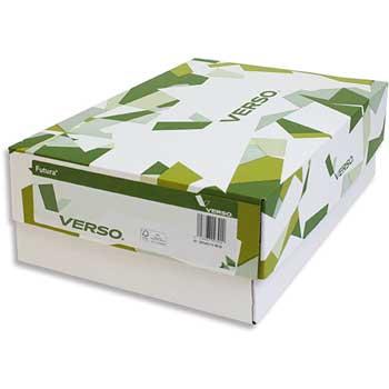 """Verso® White Gloss Cover, 17"""" x 11"""", 80 lb., 96 Bright, 250/PK"""