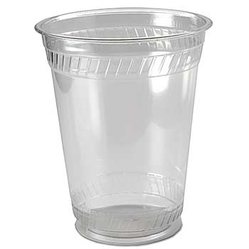 Clear Plastic Cup, 24 oz., 600/CT