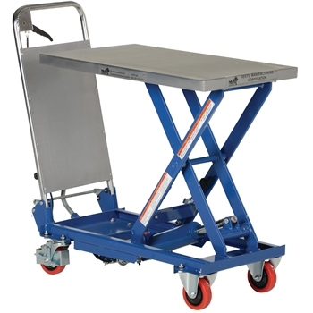 Hydrolic Elevating Cart