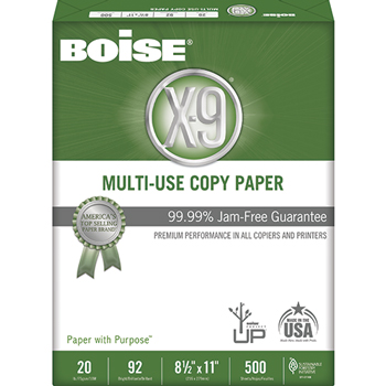 Boise SPLOX Paper Delivery System