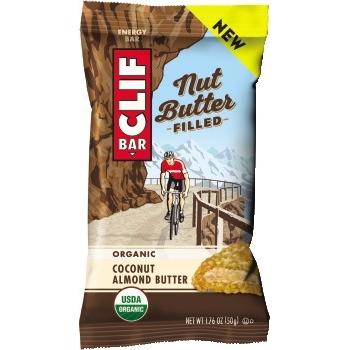 CLIF® Bar Nut Butter Filled Coconut Almond Butter, 1.76 oz., 12/BX
