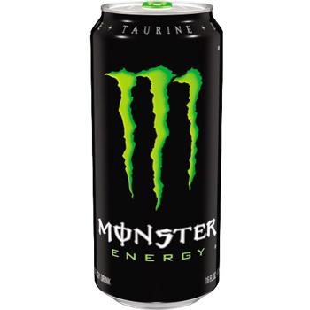 Monster® Energy Drink, 16 oz., 24/CS