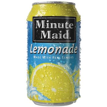 Lemonade, 12oz Can, 12/PK