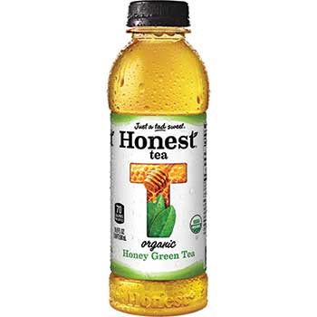 Honey Green Tea, 16.9 oz., 12/CS