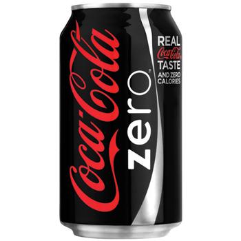 Zero, 12 oz. Can, 24/CS