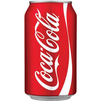 Coca-Cola® Classic Coke, 12 oz. Can, 24/CS - WB Mason