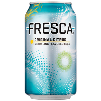 Citrus Flavored Soda, 12 oz. Can, 12/PK