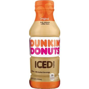 Iced Coffee, Original, 13.7 oz., 12/PK