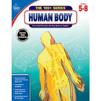 Carson-Dellosa Publishing Human Body