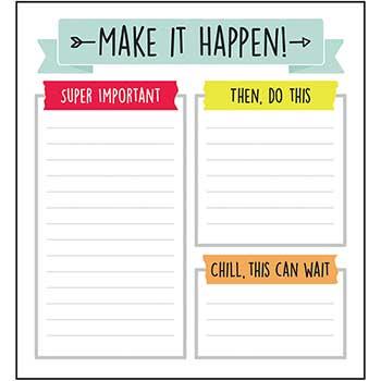 Aim High Notepad
