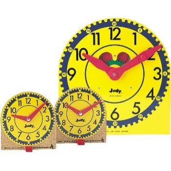 Carson-Dellosa Publishing Judy Clock Teaching Set