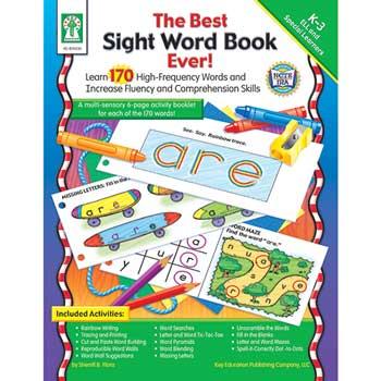 Carson-Dellosa Publishing Best Sight Word Book Ever!, Grades K - 3