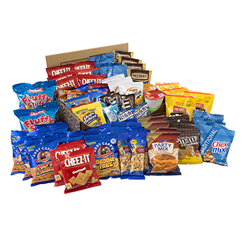 W.B. Mason Co. Big Party Snack Box