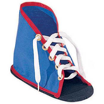 The Children's Factory Lacing Shoe with Sole