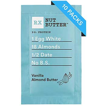 RX Bar® Vanilla Almond Nut Butter, 1.13 oz., 10/Box