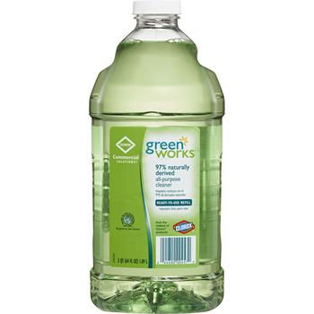 Green Works® All Purpose Cleaner Refill, 64 oz