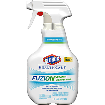 Fuzion® Cleaner Disinfectant Spray, 32 Ounces