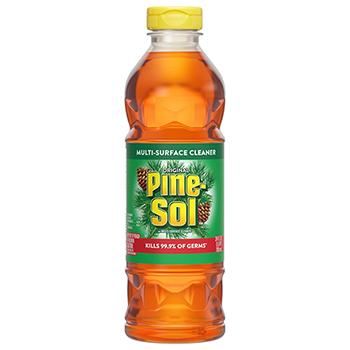 Pine-Sol® All Purpose Cleaner, Original Pine, 24 Ounce Bottle, 12/CT