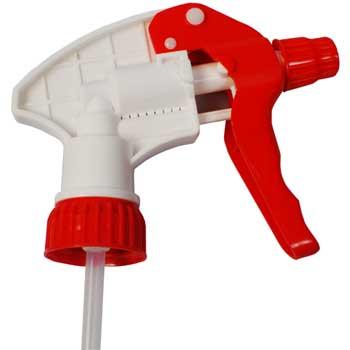 "Spray-Pro Trigger Sprayer with 9-3/4"" Dip Tube"