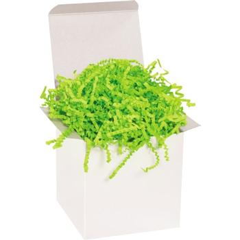 W.B. Mason Co. Crinkle Paper, 10 lb., Lime, 1/CS