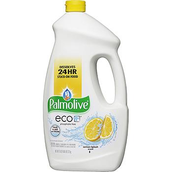 Eco+™ Automatic Dishwasher Gel, Lemon Scent, 75 oz. Bottle