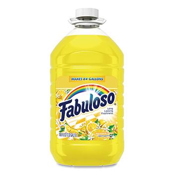 Fabuloso® Multi-Use Cleaner, Lemon Scent, 169 oz. Bottle