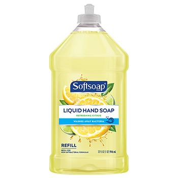 Softsoap® SoftSoap Liquid Hand Soap, Refreshing Citrus Refill, 32 Fl oz, EA