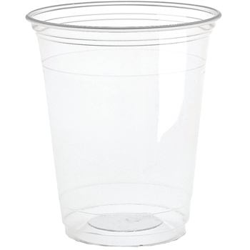 Cup, Tall, Plastic PET, Clear, 12 oz., 1000/CS
