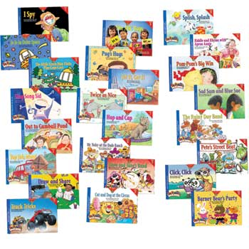 Creative Teaching Press Dr. Maggie's Phonics Readers Variety Pack