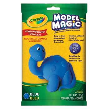 Crayola® Model Magic, 4 oz. Pouch, Blue