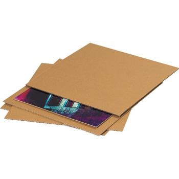 """W.B. Mason Co. Corrugated Layer Pads, 17 7/8"""" x 23 7/8"""", Kraft, 50/BD"""