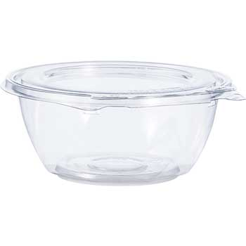 SafeSeal® Bowls and Flat Lids, 48 oz., 100/CT