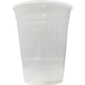 Conex® Plastic Cups, Clear, 16oz., 1000/CT