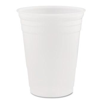 Dart® Conex® Galaxy® Plastic Cups, Translucent, 12oz., 1000/CT