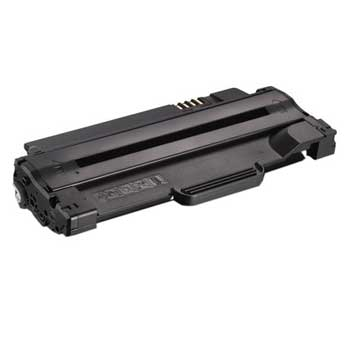 Dell® Black Toner, 2.5k Page Yield