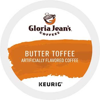 Butter Toffee Coffee K-Cup® Pods, 24/BX