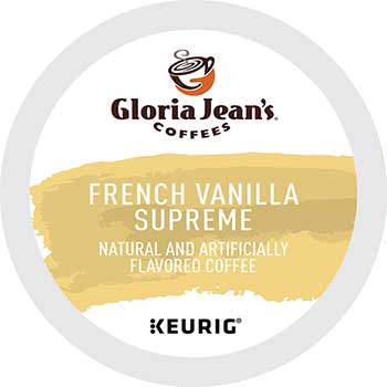 French Vanilla Supreme Coffee K-Cup® Pods, 24/BX