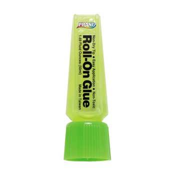 Roll On Liquid Glue, 1.69 oz., Green