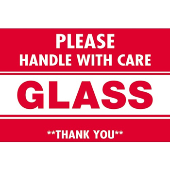 This is a graphic of Fragile Glass Labels Printable with regard to perishable